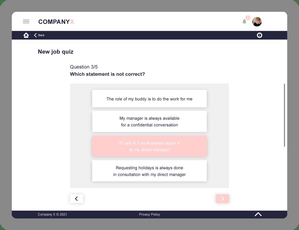 Onboarding-process-template-iPad-quiz