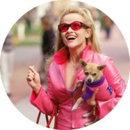 Reese Witherspoon Onboarding Legally Blonde