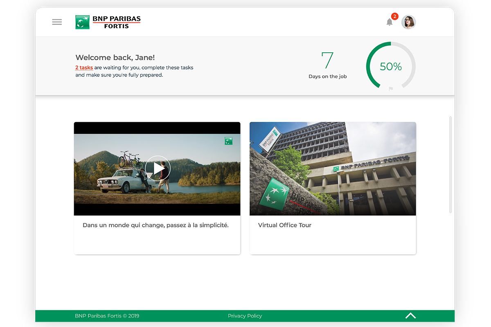 Talmundo-BNP-Paribas-Fortis-onboarding-case-study-product